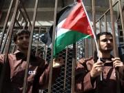 أسرى الجهاد يعتصمون في ساحات السجون رفضا لتشتيتهم بالأقسام
