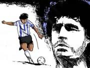 """""""مارادونا"""".. أسطورة الكرة الأرجنتينية"""