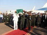 السودان يودع المهدي في جنازة رسمية