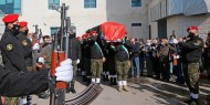 بالصور|| مراسم تشييع جنازة القيادي في حركة فتح حكم بلعاوي