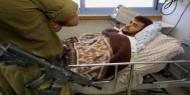 تحسن طفيف في الوضع الصحي للأسير علي عمرو