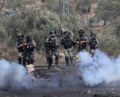 قلقيلية: إصابة شاب برصاص الاحتلال خلال مواجهات في كفر قدوم