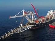 استئناف بناء خط نقل الغاز في مياه الدنمارك