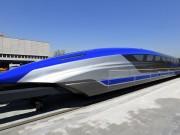 الصين تكشف عن قطارها المغناطيسي فائق السرعة