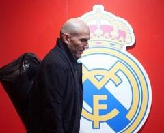 ريال مدريد يعلن إصابة المدرب زيدان بفيروس كورونا