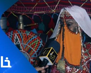 خاص بالفيديو   أم خالد السواركة.. مسنة فلسطينية تغزل الصوف بأدوات بدائية قديمة
