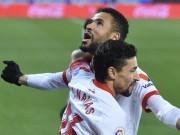 إشبيلية يستعيد اتزانه في الدوري الإسباني بفوزه على ألافيس