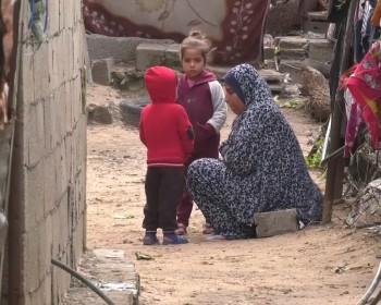 """خاص بالفيديو والصور   منطقة """"المسلخ الجديد"""" بغزة حياة بطعم الموت!!"""