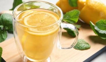 فوائد قشر الليمون المغلي