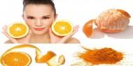 فوائد قشر البرتقال للشعر وطرق استخدامه