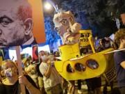 للأسبوع الـ31 على التوالي.. مظاهرات حاشدة ضد نتنياهو