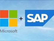 """""""مايكروسوفت"""" و""""SAP"""" يمددان الشراكة بسبب تداعيات كوفيد 19"""