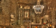 بالصور|| قصر الملح الأثري مصصم بطريقة شبيهة للغرف في أفلام ديزني