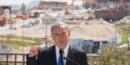 نتنياهو يعد بتكثيف الاستيطان لقاء توحيد اليمين