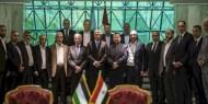 الفصائل تلتقي لأول مرة عقب الإعلان عن مرسوم الانتخابات في القاهرة