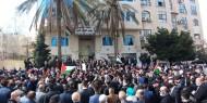 استمرار الاحتجاجات على تشكيل المجلس القضائي الانتقالي في فلسطين