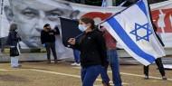 آلاف الإسرائيليين يتظاهرون ضد رئيس الحكومة بنيامين نتنياهو
