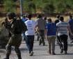 جريحتان جراء اعتداء جديد للمستوطنين في شمال نابلس