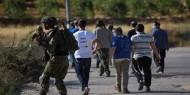 مواطنون يمنعون مستوطنين من تجريف أراضي غرب بيت لحم