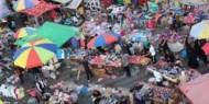 إعادة فتح الأسواق الشعبية بغزة بعد إغلاق دام 5 أشهر