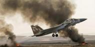طائرات الاحتلال تقصف مواقع عسكرية قرب دمشق