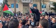 تواصل الاحتجاجات الرافضة للقرارات الرئاسية المتعلقة بالقضاء