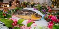 """عائلة بريطانية تقيم جنازة لـ """"سمكة بلطي"""""""