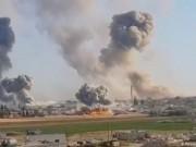 طائرات الاحتلال تقصف أهدافا إيرانية في سوريا