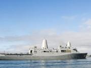 إصابة 12 شخصا بكورونا في سفينتين حربيتين أمريكيتين بميناء البحرين