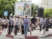 الفقر والبطالة  يتسببان في زيادة قضايا الذمم المالية في غزة
