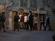 الخارجية تحمل الاحتلال مسؤولية هجوم مستوطنين على الكنيسة الرومانية في القدس