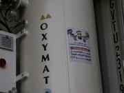 محطة الأكسجين.. رسالة اطمئنان وإضافة للقطاع الصحي في غزة