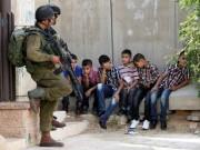 انتهاكات الاحتلال ضد الأطفال فلسطين في النصف الأول من 2021