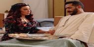 """محمد رمضان يغازل سمية الخشاب بصورة من مسلسل """"موسى"""""""
