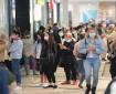 الاحتلال يبحث إعفاء الجمهور من وضع الكمامة