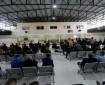 بالصور|| افتتاح صالة المسافرين الجديدة بمعبر بيت حانون