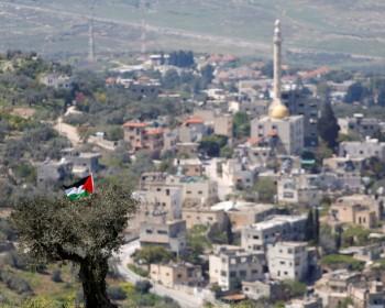 """اتفاق على تشكيل لجنة للبناء الفلسطيني في مناطق """"ج"""""""