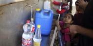 قطاع غزة.. أزمة تهدد قطاع المياه والصرف الصحي