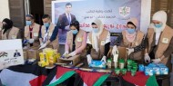 تيار الإصلاح يواصل تقديم الطرود الغذائية والمساعدات الإنسانية