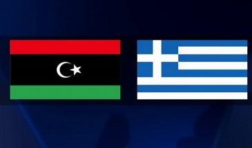 اتفاق ليبي يوناني على ترسيم الحدود البحرية في البحر المتوسط
