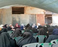 """مجلس المرأة بمحافظة رفح ينفذ مبادرة """"رمضان الخير"""""""