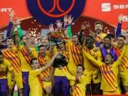 صفقة تبادلية ضخمة مرتقبة بين برشلونة والسيتي