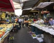 أسعار الخضروات والدواجن واللحوم في أسواق غزة