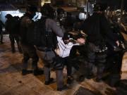 دعوات لبدء انتفاضة شعبية في القدس ضد الاحتلال