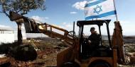 الاحتلال يهدم غرفة زراعية ويجرف أراضي في العيسوية