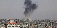 """جيش الاحتلال يقصف أهدافا في قطاع غزة ويهدد بــ""""تغير المعادلة"""""""