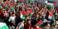بالصور   الآلاف يشاركون بمسيرة تيار الإصلاح الرافضة لتأجيل الانتخابات في خانيونس