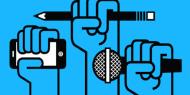 صحفي فلسطيني يحصد جائزة سمير قصير لحرية الصحافة
