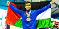 ابن غزة في المونديال المؤهل لأولمبياد طوكيو