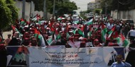 عمال غزة يطالبون بإجراء الانتخابات